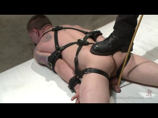 30 min of torment - stud jay rising with a 10 inch fat cock