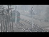 Ст.Луганская прибытие военного эшелона 15.03.2014