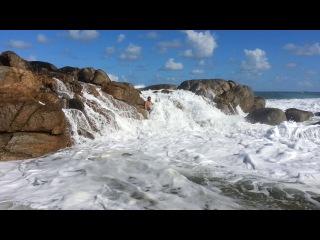 Tourguide-Eddie Hartwig-Fun in the sun-Glenmore Beach,Соутхафрица