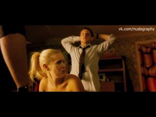 Сиськи нарезки из фильмов, длинноволосые блондинки порно