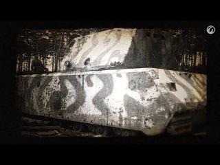 World of Tanks. Восстановление танка Маус. Это уже не игра - это история!