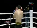 Cedric Manhoef & Ismet Agazade K1 WORLD MAX FINAL FOUR AZERBAIJAN