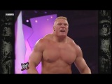 Brock Lesnar - Here Comes The Pain Extras (545TV)