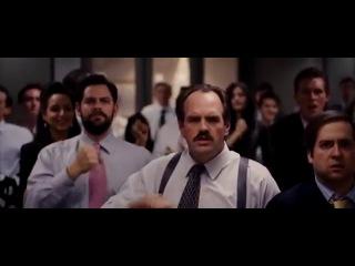 Леонардо Ди Каприо (Leonardo DiCaprio) поёт Meshuggah – Rational Gaze Face of Wall Street.