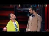 Comedy Club 18.04.14 Утренняя пробежка (Андрей Скороход и Демис Карибидис)