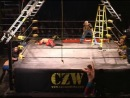 [IWU]CZW Cage Of Death 10.CD I