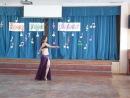 Всемирный день танца. Русина Дарья. Школа 561