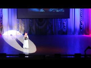 Jodi Benson - Part of Your World (The Little Mermaid) - Mairon (Москва) - Ichiharu 2014
