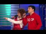 СОЮЗ - Бар Семёна - Музыкалка | HD: КВН-2014. Первая 1/8 финала