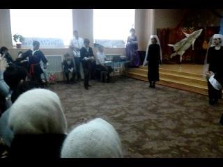 Танец Лезгинка под руководством Аллахвердиева Заура.
