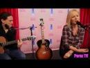 ▶ [live] Dido - White Flag Live Acoustic on Perez Hilton (2013) HD-720