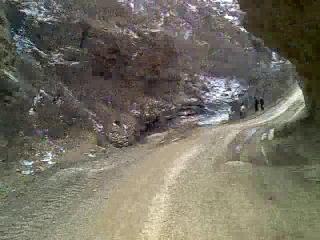 Чечня Аргунское ущелье