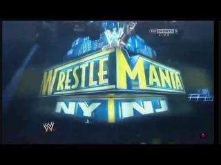 Wrestlemania 29- The Rock vs John Cena Promo