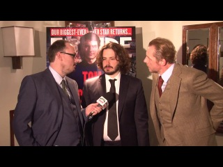 Jameson Empire Awards 2014 - Post-Win Interviews_ Edgar Wright and Simon Pegg