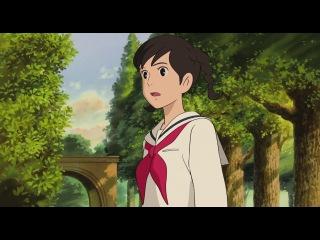 Kokuriko-Zaka Kara / Со склонов Кокурико / автор Хаяо Миядзаки