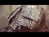 Окрашивание, мелирование и тонирование волос.