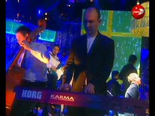 REN-TV не голубой огонек 01.01.2004 - Мне нравится что вы больны не мной (Сурганова & CO)