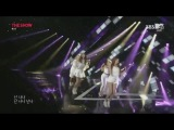 140401 BESTie - Thank You Very Much @ SBS MTV The Show