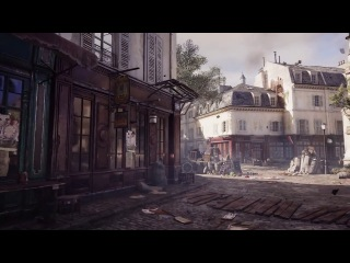 Assassin's Creed: Unity / Кредо ассасина : Единство / Assassin's Creed 5 / Ассасин крид 5 - Дебютный трейлер [VK]