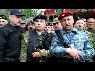 Обращение фашистов к украинцам. Внимание, пленных брать не будут. Снесут всех. Идут на уничтожение.