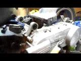 разборка и ремонт стартера на скутере 150сс