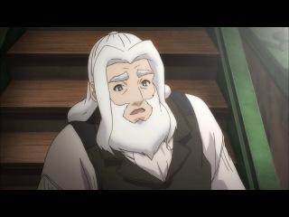 В лабиринте чужеземных перекрёстков / Ikoku Meiro no Croisee The Animation 07 серия [Anything Group]