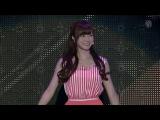 Nogizaka46 1st Anniversary Concert. Makuhari Messe 22 февраля 2013 года. Часть 1