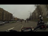 брат гео кудато погнал))