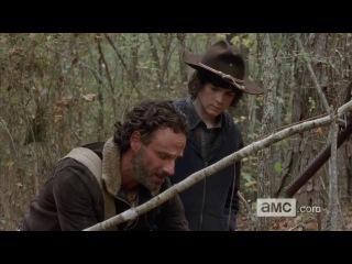 Отрывок 1 из 16 серии 4 сезона Ходячие мертвецы The Walking Dead