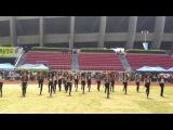 Танец корейских студентов (PSY-Gentleman, Willow-Fireball, Kraddy-Android Porn)