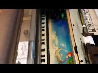 Ahşap Dijital Baskı Makinası
