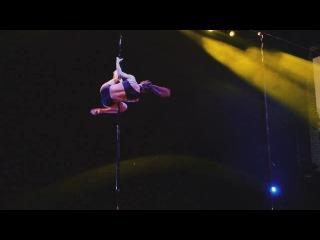 Мария Лубкина Чемпионат Pole Star 2014 Самара