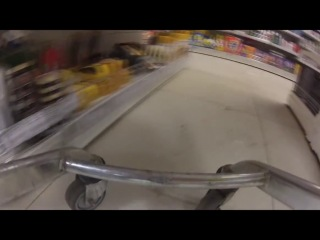 Дрифт. супермаркет Мандарин, Владивосток