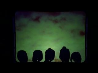 Театр теней в американской Минуте славы