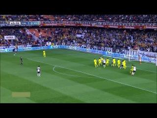 Чемпионат Испании / Валенсия 2-1 Вильярреал  / 23.03.2014