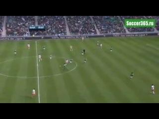 Обзор матча Сент-Этьен - Монпелье (2-0)