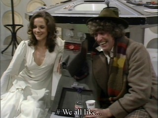 Doctor Who Extras 103 (The Armageddon Factor: Merry Christmas, Doctor Who) (DVD eng sub)