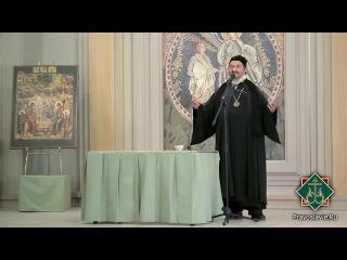 Христос — Земля живых. Епископ Афанасий (Евтич)