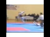 Incredible Taekwondo KO (Vine)