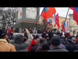 как стравливают Чеченцев и Татар в Крыму ...