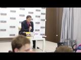 Презентация книг в Буквоеде 2014