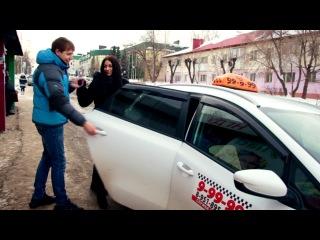 Такси SUPER поздравляет девушек с 8 марта