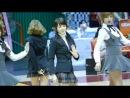 F-ve Dolls- Soulmate 1 at KT Busan Halftime Show