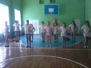 Супер танецвставай с первыми лучами!