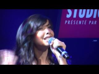 ▶ [live] Indila - Dernière danse Live dans le Grand Studio RTL (2014) HD-720