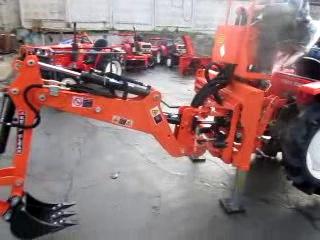 Навесной экскаватор MUBH-155