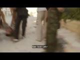 Война в Сирии. Точный выстрел снайпера. Нeadshot.
