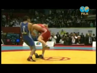 Greco-Roman Wrestling IV