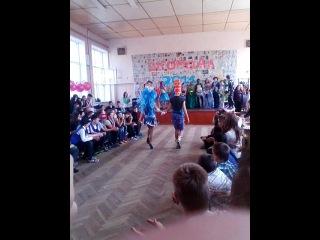Маргоша и Настя♥ 2-е место:)