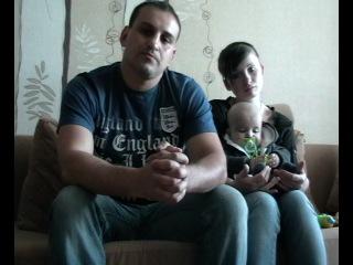 Семья Подвинцевых просит помощи, чтобы дать шанс на жизнь своему сынишке Данечке.
